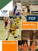 Skill Sheets Basketball - Deel 1