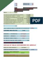 HOJA DE CALCULO PARA DISEÑO DE INTERCAMBIADOR