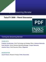 11 12 200p Taming the Streaming Monster Dasari