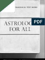 Alan Leo - Astrology for All