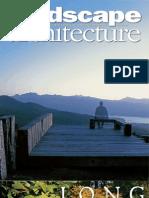 Landscape Architecture - April 2009