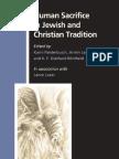 Human Sacrifice in Jewish and Christian Tradition