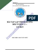 Bai Tap Lap Trinh Huong Doi Tuong c 2308
