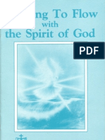 Learning to Flow With the Spirit of God