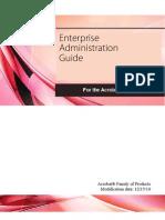 Acrobat Enterprise Administration