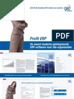 ERP Brochure België