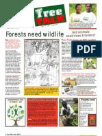 Tree Talk, June 2011