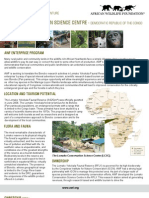 Prospectus Tourism Venture Bonobos DRC AWF[1]