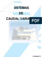 Sistema de Caudal Variable