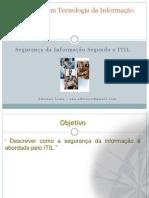 3.Gerenciamento de segurança segundo o ITIL