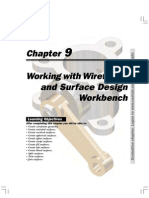 En-Catia v5r13 Designer Guide Chapter9-Working With Wireframe and Surface Design Workbench