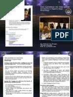 Gateway to the Gods Folder Introduction to Egyptian Magic .