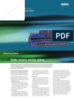 NetVanta Ethernet Switches Product Brochure