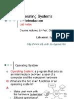 Introduction Lab