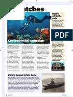 Military Times magazine, January 2011 (Newfoundland article)