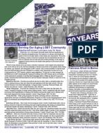 Fairness June/July Newsletter