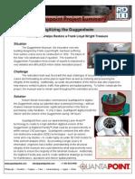 10 D Digitizing the Guggenheim