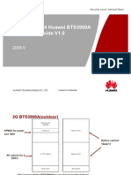 Huawei BTS3900A Installation Guide V1.0