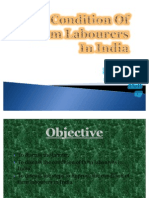 Conditions of Farm Labour in India