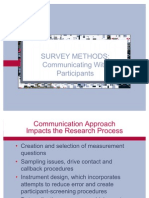 Survey &Amp; Measurement
