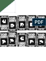 3D Top trump codes