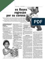 Reyes Magos Juventud Rebelde
