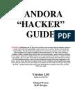 PANDORA Hackers Manual v101