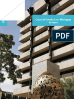 Code of Conduct on Mortgage Arrears 1 January 2011[1]