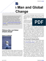 Piltdown Man and Global Climate Change
