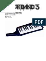 Keytar Manual