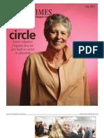 Senior Times - July 2011