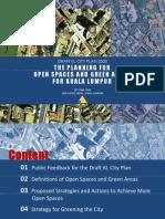 Kertas1 Norliza Hashim Open Spaces and Green Areas