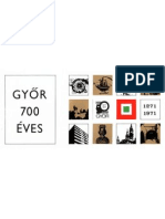 Győr 700 éves