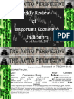 Economic Indicators Week of July 8th 2011