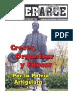 Periódico Liberarce mayo - junio 2011