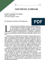 El Trabajo Social Familiar