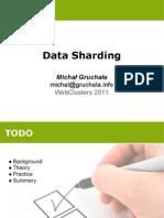 Michał Gruchała - Data sharding