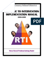 rti implementation manual 1
