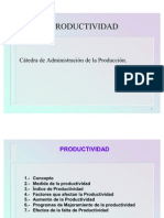 Modulo VI Productividad