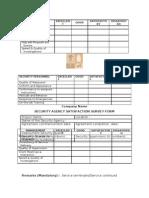 Customer Satisfaction Survey Form Ss