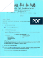 2011 draft medical cannabis ordinance for Town of Paradise