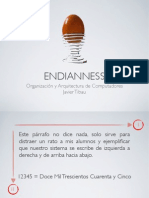 Endiannes