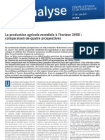 Analyse 28 CEP Prospective Production Agricole[1]