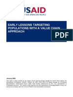 Early Lesson Targeting Vuln Pops w VC Approach