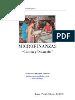 Microfinanzas Resumen Libro FHB