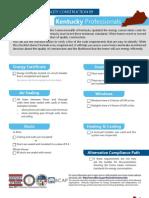 Professional Checklist