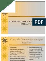 Cours Communications Par Satellites