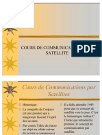 Cours Communications Par Satellites