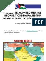 Conflito Arabe Israelense