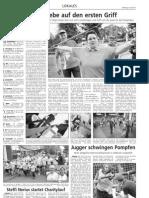 Mission Olympic Delbrück 2011 - Bericht Birgit Kober